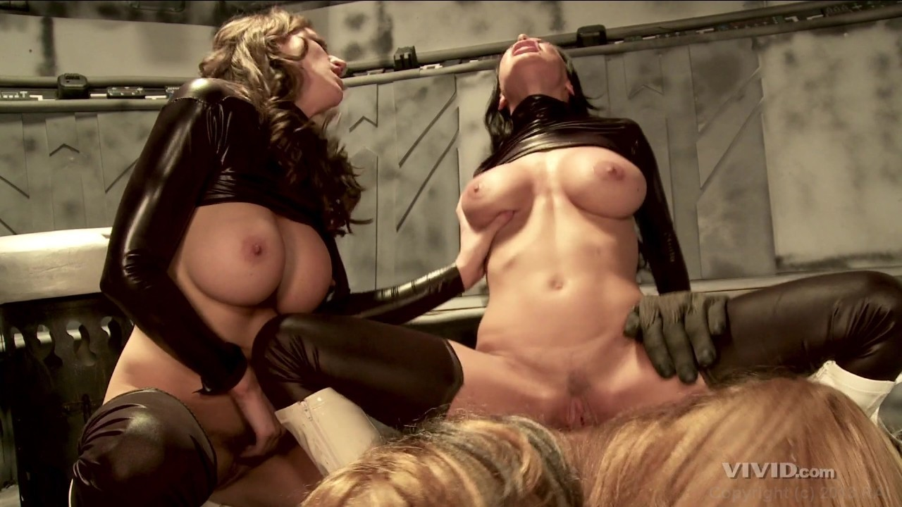 Screenshot #16 from Star Wars XXX: A Porn Parody