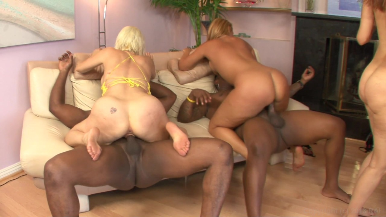 Sexual explosion crazy interacial anal orgy the best !!!!