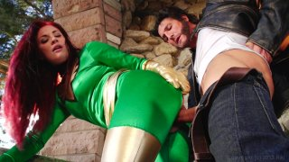 Streaming porn video still #4 from Wolverine XXX: An Axel Braun Parody