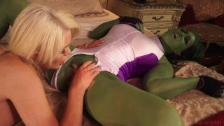 Screenshot #6 from She-Hulk XXX: An Axel Braun Parody